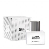 Парфюмерная вода ALPHA HOMME MMXVIII pour homme