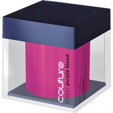 Estel Haute Couture Luxury Purple Blond - Коралловая маска для волос 250 мл