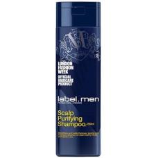 Label.m Men Shampoo - Шампунь для очищения кожи головы, 250 мл