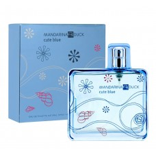 Mandarina Duck Cute Blue - Туалетная вода
