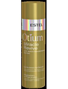 Estel Otium Miracle Revive - Бальзам питание для восстановления волос, 200 мл