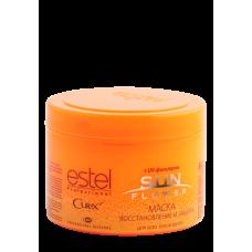 Estel Professional Curex Sunflower - Маска «Восстановление и защита» с UV-фильтром 500 мл