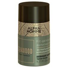 Estel Professional Alpha Homme Genwood Fit Deodorant Anti-Perspirant - Дезодорант-антиперспирант