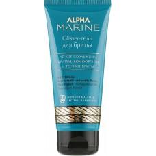 Estel Professional Alpha Marine Glisser Shaving Gel - Гель для бритья, 100 мл
