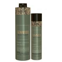 Estel Professional Alpha Homme Genwood Forest Shampoo - Шампунь для волос и тела, 1000 мл
