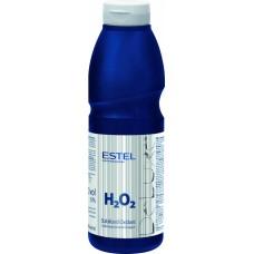 Estel Professional De Luxe H2O2 -  Стабилизированный оксидант для волос 6%  500 мл