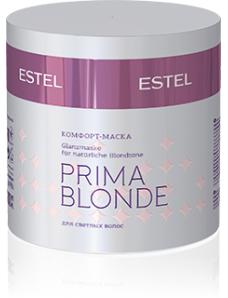 Estel Prima Blond - Комфорт-маска для светлых волос, 300 мл