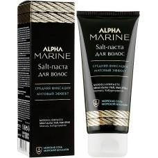 Estel Professional Alpha Marine Salt Hair Paste - Паста для волос с матовым эффектом 100 мл