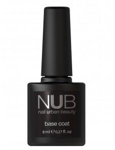 NUB Base Coat - База для гель лака 8 мл