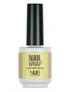 NUB Nail Wrap - Шелковый уплотнитель для ногтей 15 мл