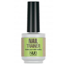 NUB Nail Trainer - Средство для восстановления ногтей 15 мл