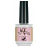 NUB Need For Speed - Сушка-закрепитель для лака 15 мл