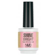 NUB Shine Bright - Закрепитель 15 мл