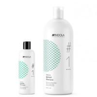 Indola Innova Repair Shampoo - Шампунь восстанавливающий для поврежденных волос , 300/1500 мл