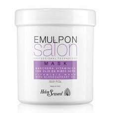 Helen Seward Vitaminic Mask - Маска с маслом черной смородины для волос после химических процедур, 5000 мл