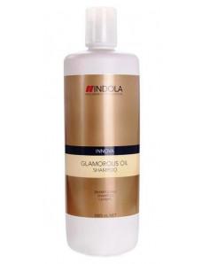Indola Innova Glamorous Oil Shampoo - Шампунь для блеска 1000 мл