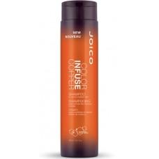 Joico Color Infuse Copper Shampoo - Оттеночный шампунь для медных оттенков 300 мл