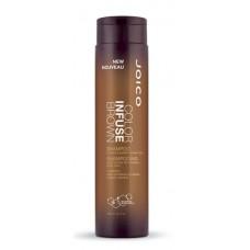 Joico Color Infuse Brown - Шампунь оттеночный коричневый 300 мл
