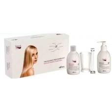 Kaaral Baco The Silkiest Recovery Kit - Комплекс для защиты, реконструкции и укрепления волос 250 мл*2