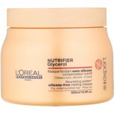 LOreal Professionnel Nutrifier Masque - Маска для интенсивного восстановления поврежденных волос 500 мл