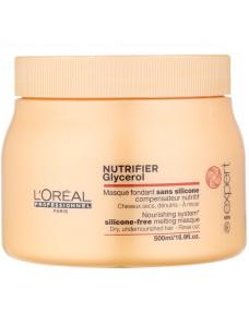 LOreal Professionnel Nutrifier Masque - Маска для интенсивного восстановления поврежденных волос 200 мл