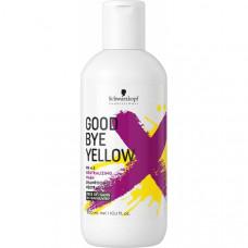 Бессульфатний шампунь с антижелтым эффектом Schwarzkopf Professional Goodbye Yellow Shampoo