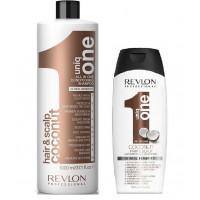Uniq One All In One Coconut Conditioning Shampoo - Увлажняющий шампунь для волос 300 мл
