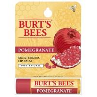 Burt's Bees Pomegranate Lip Balm - Бальзам для губ в стике с ароматом граната 4 г