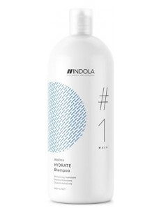 Indola Innova Hydrate Shampoo - Шампунь для волос увлажняющий 1500 мл