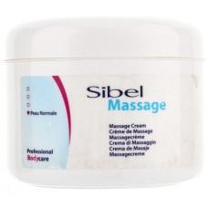 Крем массажный для нормальной кожи - Sibel Massage Cream 500 мл