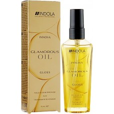 Indola Innova Glamorous Oil Finishing Treatment - Масло для блеска, 75 мл