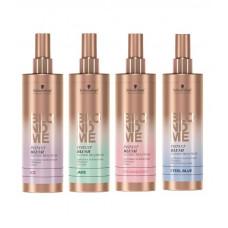 AKЦИЯ - Schwarzkopf BlondMe Instant Blush Spray - Oттеночный цветной спрей для волос, 250 мл
