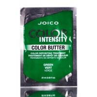 Joico Color Butter Green - Цветное масло для волос, 20 мл