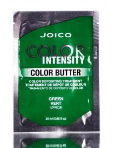Joico Color Butter - Цветное масло для волос Зеленое, 20 мл