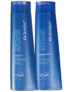 Joico Moisture Recovery Shampoo/Conditioner for Dry Hair - Шампунь и кондиционер для сухих волос 300 мл