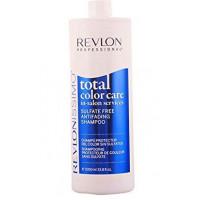 Бессульфатный шампунь антивымывание цвета - Revlon Professional Revlonissimo Total Color Care In-Salon Services Antifading Shampoo 1000 мл