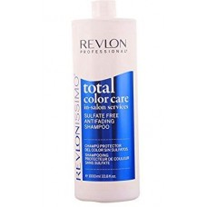 Бессульфатный шампунь антивымывание цвета - Revlon Professional Revlonissimo Total Color Care In-Salon Services Antifading Shampoo 1000 мл