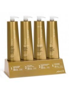 Реконструкция волос Joico - Joico K-pak 4 step system - Система реконструкции волос, комплекс из 4 продуктов