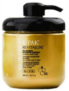 Joico K-PAK Revitaluxe Bio-Advanced Restorative Treatment - Био-маска реконструирующая с кератиново-пептидным комплексом 480 мл.