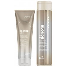 Joico Blonde Life Brightening - Набор для блонда 300 мл+250 мл