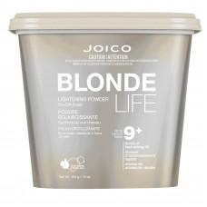 Joico Blonde Life Lightening Powder - Осветляющая пудра для волос 450 г