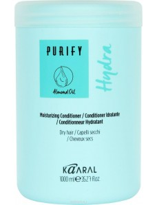 Kaaral Purify Hydra Conditioner - Увлажняющий крем-кондиционер 1000 мл