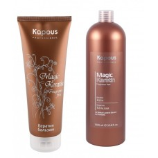 Kapous Professional Magic Keratin Кератин бальзам