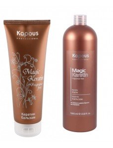 Kapous Professional Magic Keratin Кератин бальзам, 250/1000 мл