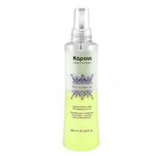 Kapous Professional Macadamia oil - Двухфазный Сыворотка-Кондиционер с маслом ореха макадамии 200 мл