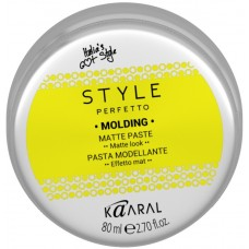 Kaaral Style Perfetto Molding Matte Paste - Матовая моделирующая паста 80 мл