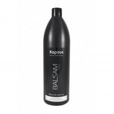 Kapous Professional Бальзам для всех типов волос двойного действия (бальзам и маска), 1000 мл.
