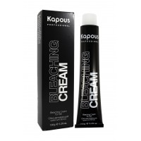 Kapous Professional Bleaching Cream - Обесцвечивающий крем для волос, 150 мл