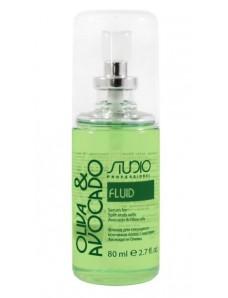 Kapous Studio - Флюид для секущихся кончиков волос с маслами Авокадо и Оливы, 80 мл