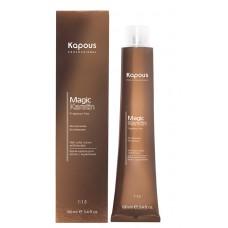 Kapous Professional Крем-краска с кератином без аммония Magic Keratin, 100 мл